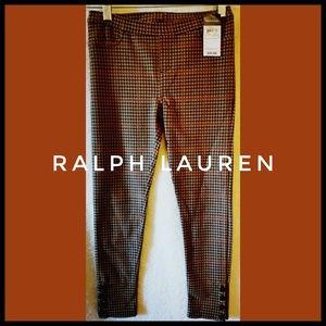 Ralph Lauren*Girls Tweed Leggings-8/10 (Med)